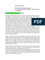 Proposal Inovasi Pelayanan Publik
