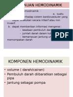 Pemantauan Hemodinamik II