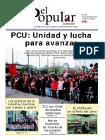 El Popular 365 Órgano de Prensa Oficial del Partido Comunista de Uruguay