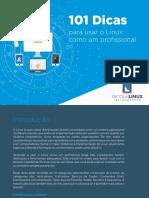 101 Dicas Para Usar Linux Como Um Profisional - Escola Linux - eBook