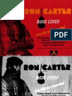 Ron Carter - Bass Lines.pdf