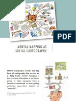 Mental Mapping as Social Cartography