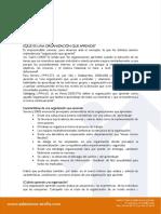 Qué es una organización que aprende.pdf