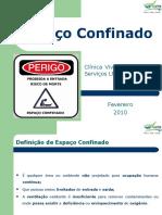 apresentaoespaoconfinadofev2010completa-110712074909-phpapp01