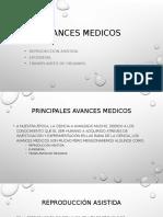 Avances Medicos