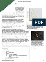 Thermal Radiation - Wikipedia, The Free Encyclopedia