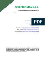 Cómo Programar Un Microcontrolador Con PIC C