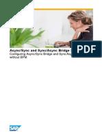 AsyncSync and SyncAsync Bridge Without BPM