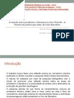 Fátima Slides Defesa