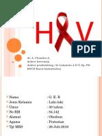 HIV on Progres