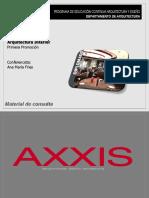 A.m.f. Mod.1 Arq.int
