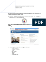 RESEARCHING LEGISLATIVE HISTORY IN THE HOUSE OF REPRESENTATIVES AND SENATE.pdf