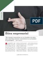 Revists Etica Empresarial Administracion