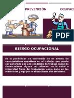 Riesgos y Prevención Ocupacionales