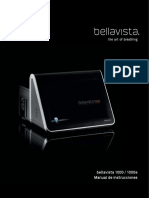 Manual de Instrucciones Bellavista 1000 V1.8 ES (04.11)
