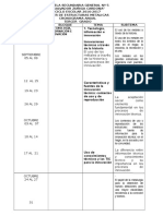 CRONOCRAMA Estructuras 2016-17