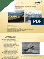 Survei Pelabuhan Tanjung Adikarta