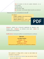 Etiquetas de HTML