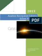 281491008-Analisis-Kecepatan-Cahaya-didalam-Al-Quran-pdf.pdf