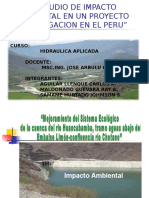impacto ambiental diapos