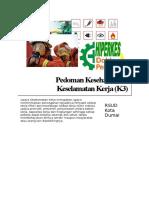 Pedoman K3 RSUD Kota Dumai.docx