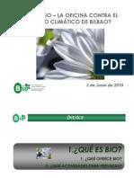 Gobiernos Locales y Cambio Climático de Bilbao