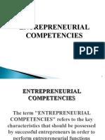 Personal Entrepreneurial Competencies PECG8 9