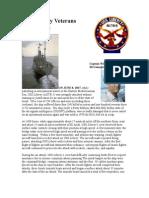 USS Liberty Veterans Association 8June1967