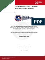 Allende Luis Analisis Diseño Banco Estandarizado Historias Clinicas Aplicacion Movil Clinicas Odontologicas