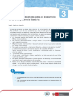 ESTRATEGIAS DIDÁCTICAS PARA EL DESARROLLO DE LA COMPETENCIA LITERARIA RHM2016