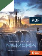 Memoria - Leonardo Patrignani