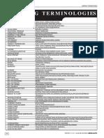 Shipping Terminologies 2012