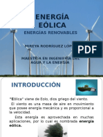 Energía Eólica -Copia Presentación
