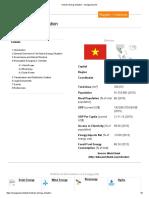 Vietnam Energy Situation - Energypedia