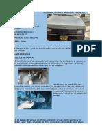 Informe Tecnico Sobre El Sistema de Direccion