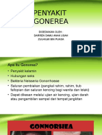 Penyakit Gonorea