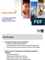 Philippine Economic Outlook for 2017 - Aekopol Chongvilaivan (ADB)
