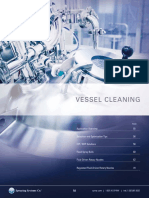 c12 Vessel Cleaning