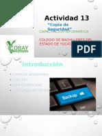 Actividad 13