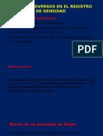 Registro de Pozos Exposicion