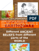 Ancient Beliefs