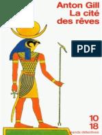Anton Gill - Mystères Egyptiens -2- La Cité Des Rêves