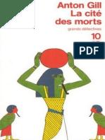 Anton Gill - Mystères Egyptiens -3- La Cité Des Morts