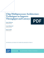 Chip Multiprocessor Architecture.pdf