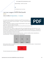 The Four Stages of NTFS File Growth_Part_1