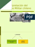 Golpe o Pronunciamiento Militar