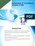 DMR Profile 2016