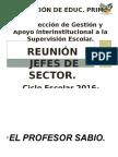 Circular 001 Subdireccion de Gestion y Apoyo Interinstitucional de Apoyo a La Supervision 2016-2017