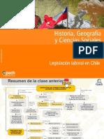 Clase Legislación Laboral en Chile