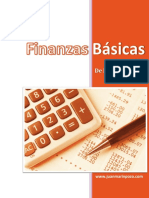 Juan Marin Pozo Finanzas Basicas de La a a La Z Ampliado